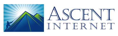 Ascent Internet Logo