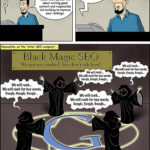 Sunday Funnies:  The SEO Comics