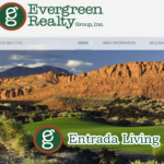 New Website for Evergreen Realty Group