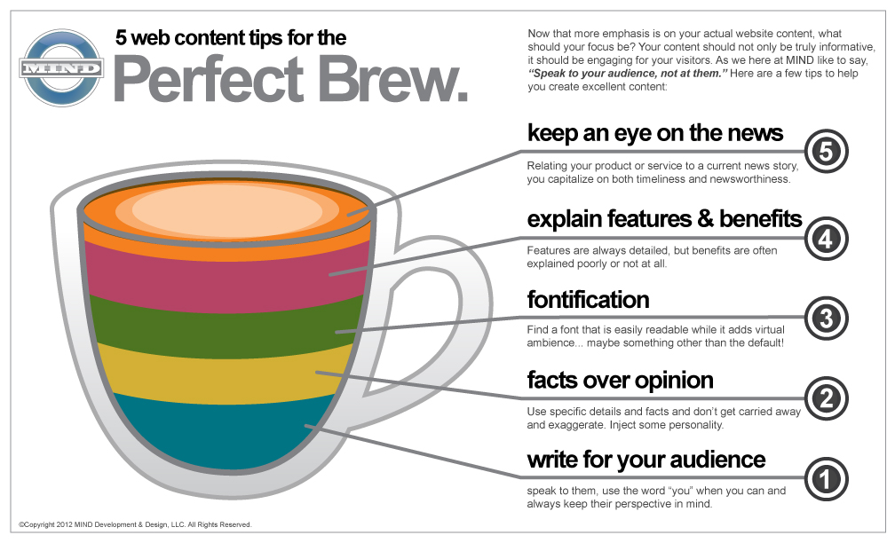 Web Content Tips