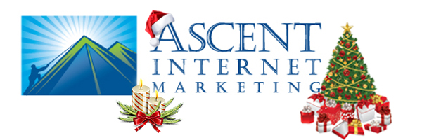 ascent logo holiday